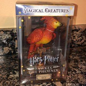 Harry Potter Magical Creatures- Fawkes Phoenix